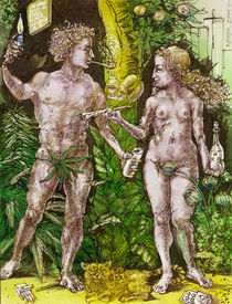 Adam & Eve narcotic by Rainer Ehrt