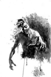 Zombie 001 by jann-galino