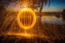 Fireball by Kristiina  Hillerström