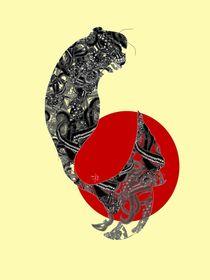 Poisson III Japanese Style by Kasparian Tamar