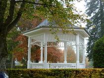 Pavillon im Park von Beatrice Mock