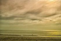 Ruhe am Meer by Jürgen Müngersdorf