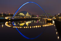 Gateshead Millennium Bridge II von David Pringle