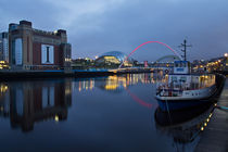 Quayside Landmarks by David Pringle