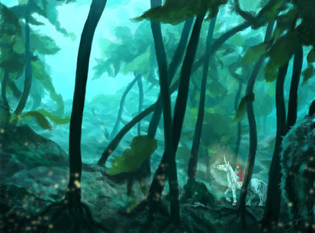 Kelpwaldfertig