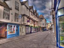 Stonegate York by Allan Briggs