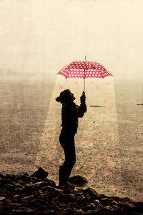 Raining Dots von Kristiina  Hillerström
