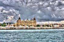 Hayda Pasa Istanbul by Roberto Giobbi