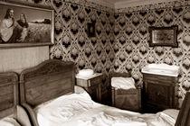 Schlafzimmer by Norbert Fenske