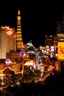 Las Vegas Strip by Eye in Hand Gallery