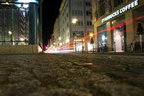 Friedrichstrasse in Berlin von Dan Davidson