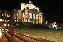 Konzerthaus Berlin Gendarmenmarkt von Dan Davidson