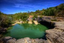 Grotte von Oben by blackbiker