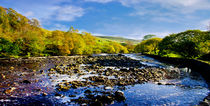 The River Swale at Keld von tkphotography