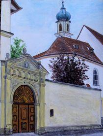 Priesterseminar Rottenburg von Elisabeth Maier