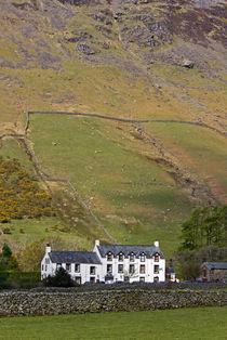 Wasdale Head Inn by David Pringle