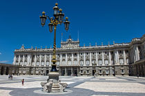 Palacio Real von David Pringle