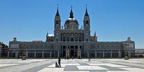 Catedral de la Almudena by David Pringle