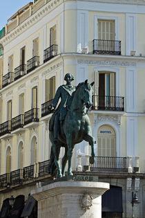 Puerta del Sol von David Pringle