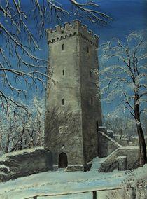 Weiler Burg von Elisabeth Maier