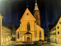 Rottenburger Dom von Elisabeth Maier