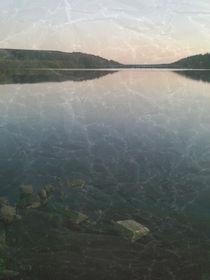 Dawn Lake von Sharon Harvey