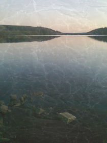 Dawn Lake by Sharon Harvey