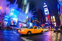 Times Square II by Stefan Kloeren