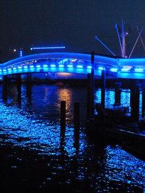 blue light von Corinna Schumann