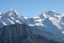 Mönch und Jungfrau by lorenzo-fp