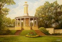 "Pavillon "" Große Neugierde""Park Glienicke / Berlin by Holger Hausmann"