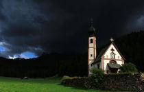 Kapelle im Licht von Wolfgang Dufner