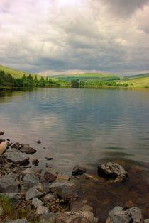 Brecon Beacons Reservoir von Dan Davidson