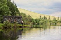 Brecon Beacons Fishing by Dan Davidson