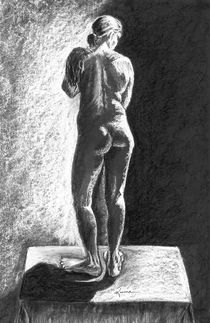 Figure Study 6 by Kume Bryant