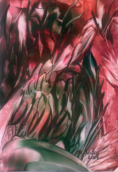 Blumen-abstrakt