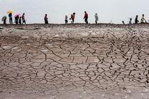 Cracked-mud