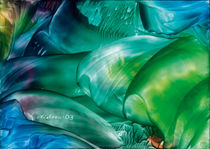 Unterwasserlandschaft  by Ulrike Kröll