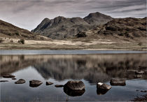 Early Morning at Blea Tarn von tkphotography