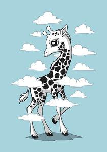 Wandering Giraffe von freeminds