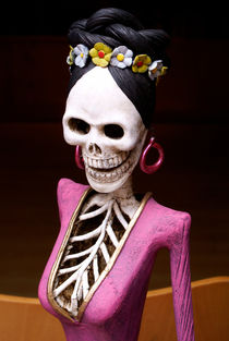 CATRINA FIGURE Mexico by John Mitchell