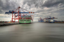 CSCL Jupiter II by photoart-hartmann