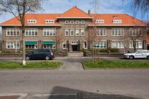 The Arc (A monumental building in Purmerend) by Alex Voorloop