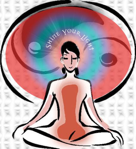 Yoga-lady
