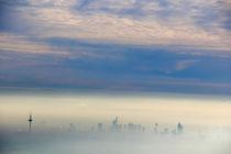 Frankfurt im Nebel von Thomas Brandt