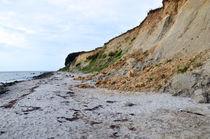 Steilküste von Thomas Brandt
