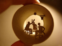Roll Basketball by Anastassia Elias