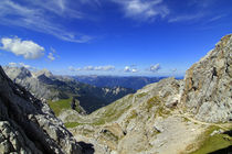 Alpenposter von Jens Berger