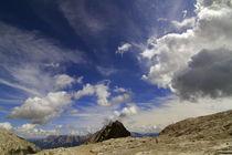 Wolkenformation von Jens Berger
