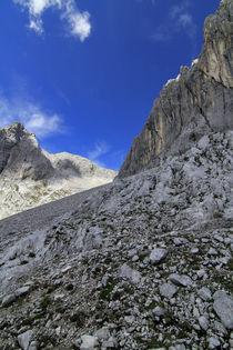 Wetterstein Gebirge von Jens Berger
